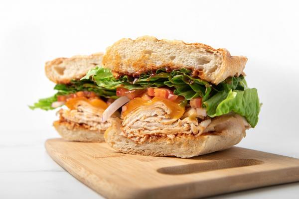 Texas Clucker Sandwich