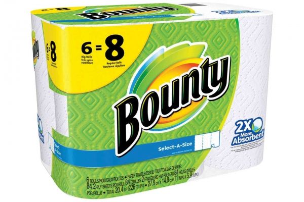 Bounty 6 Big Roll Paper Towels