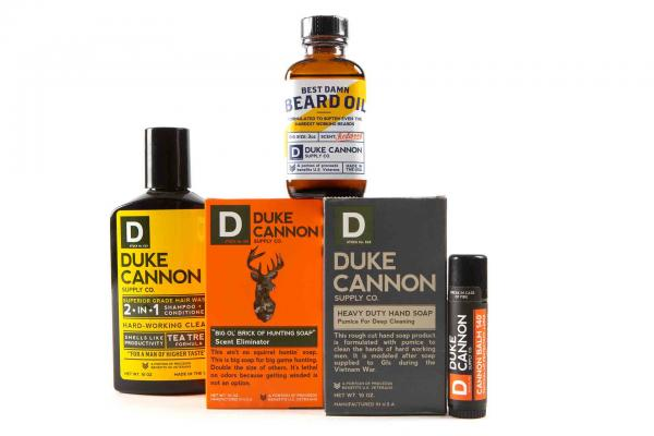 Duke Cannon Products