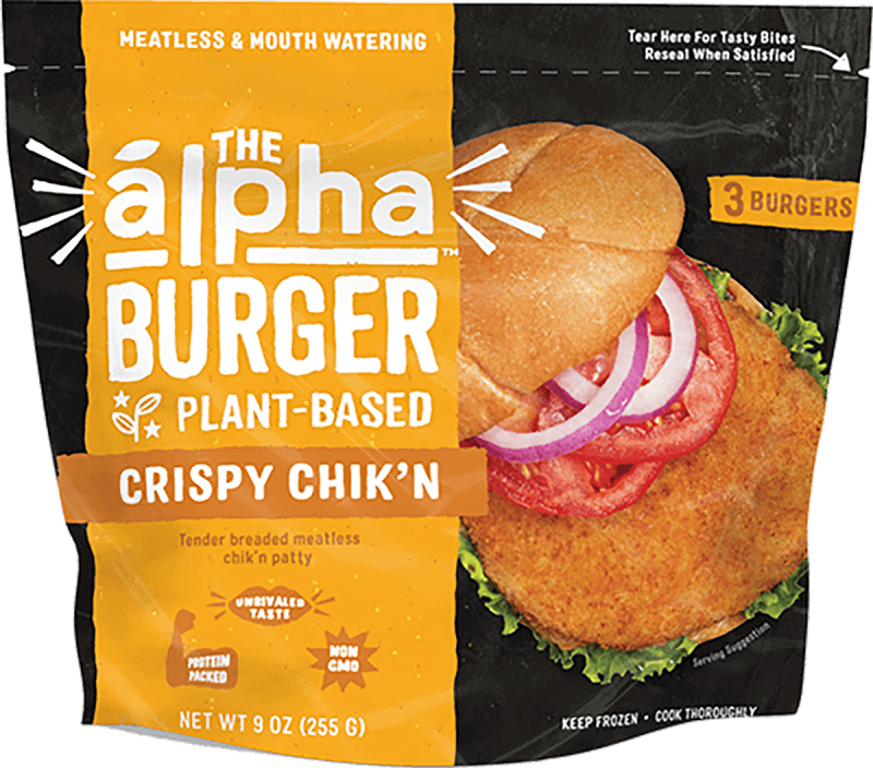 Alpha Plant-Based Meats