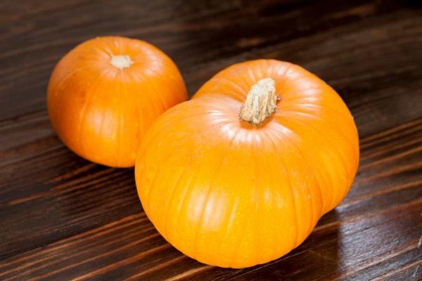 Organic Pie Pumpkins