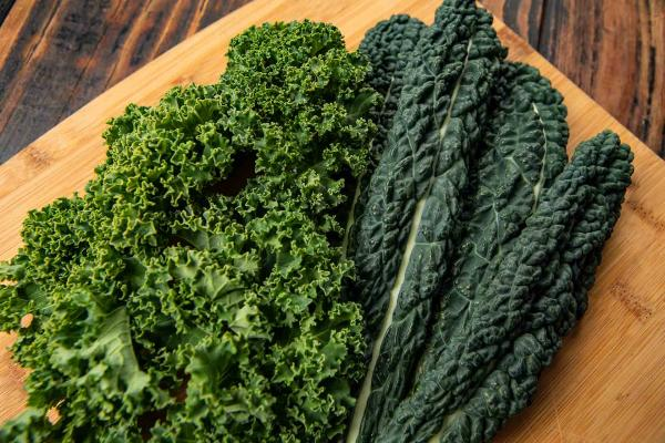 Organic Lacinato or Green Kale