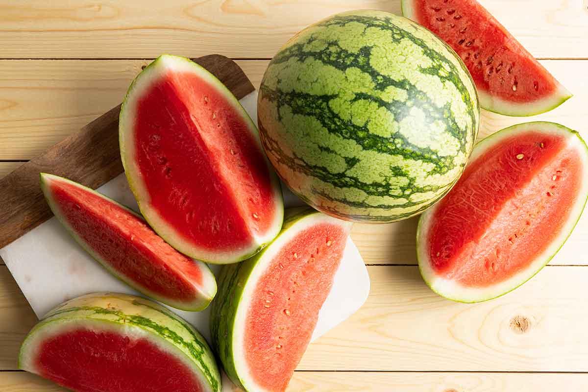 Organic Baby Seedless Watermelon