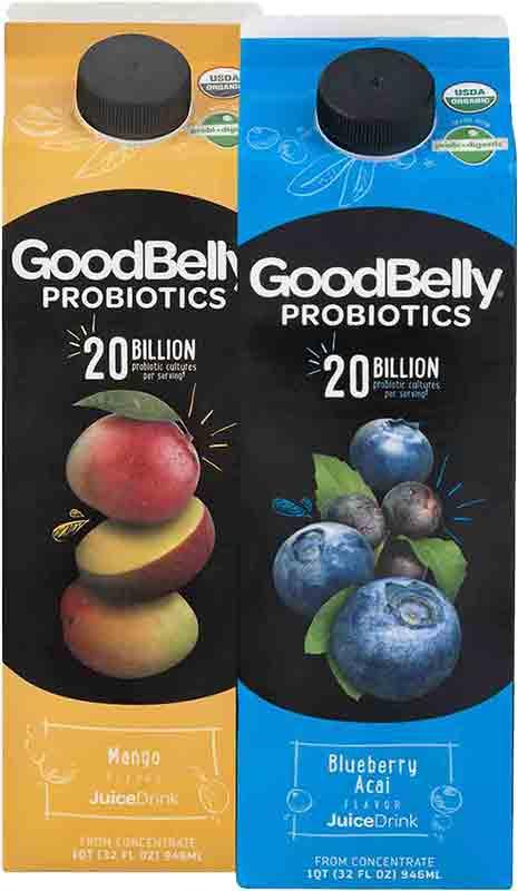 GoodBelly ProbioticsDrinks