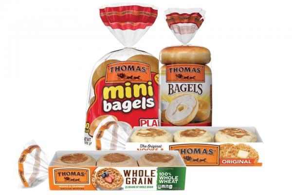 Thomas' Bagels or English Muffins