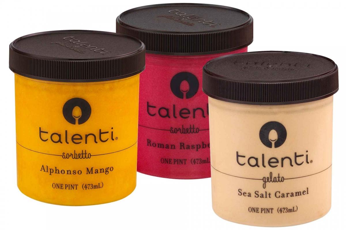 Talenti Gelato or Sorbetto