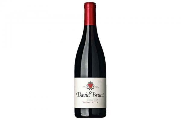 David Bruce Sonoma Coast Pinot Noir
