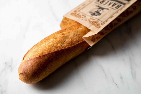 Organic Whole Grain Baguette