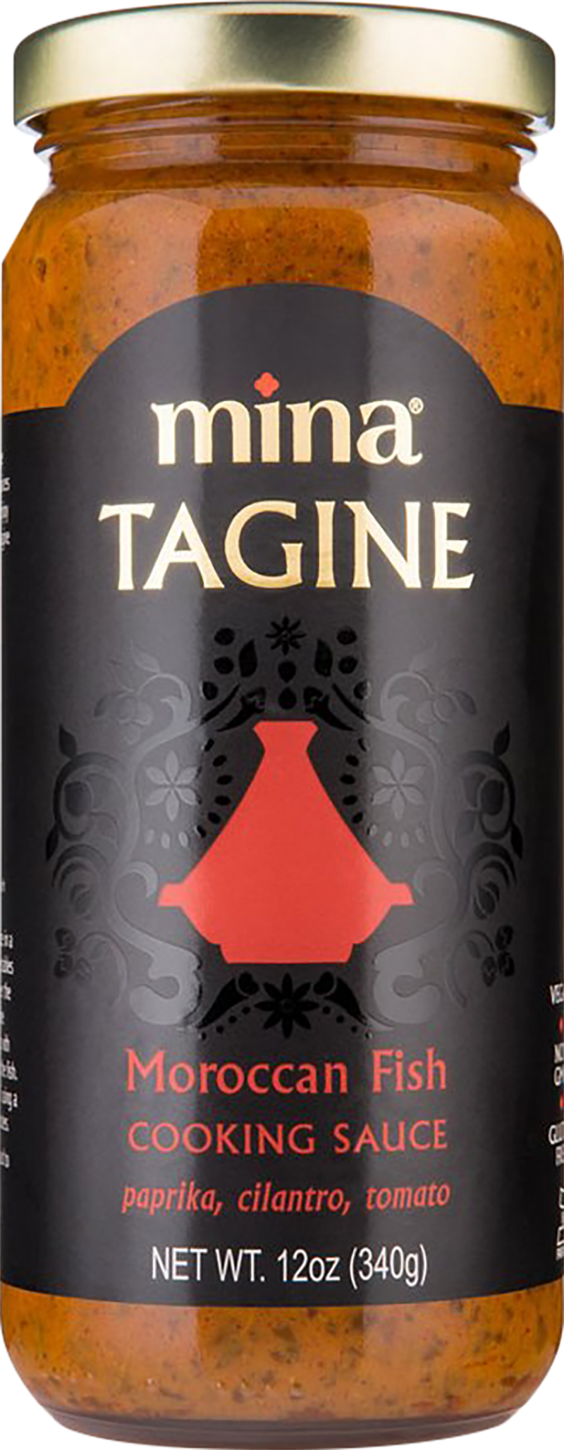 Mina Moroccan Tagine Cooking Sauce