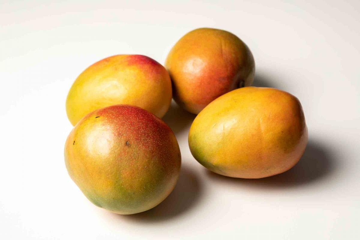 Organic Mangos