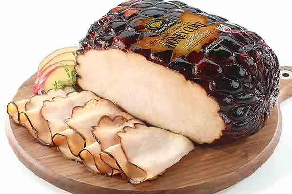 Maple Glazed Honey Coat® Cured Turkey Breast