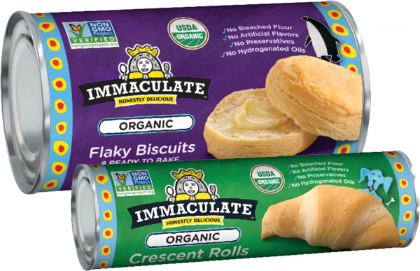 Immaculate Baking Rolls