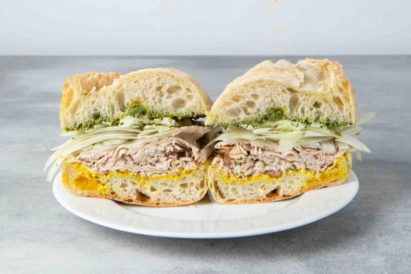 Sophisticate Sandwich