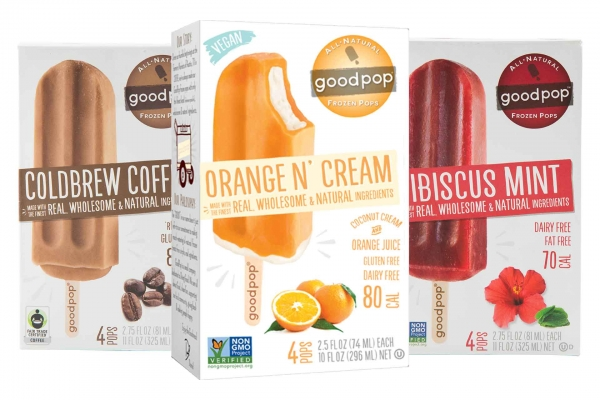 Good Pop Frozen Pops