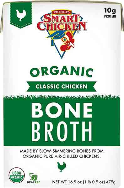 Smart Chicken Organic Bone Broth