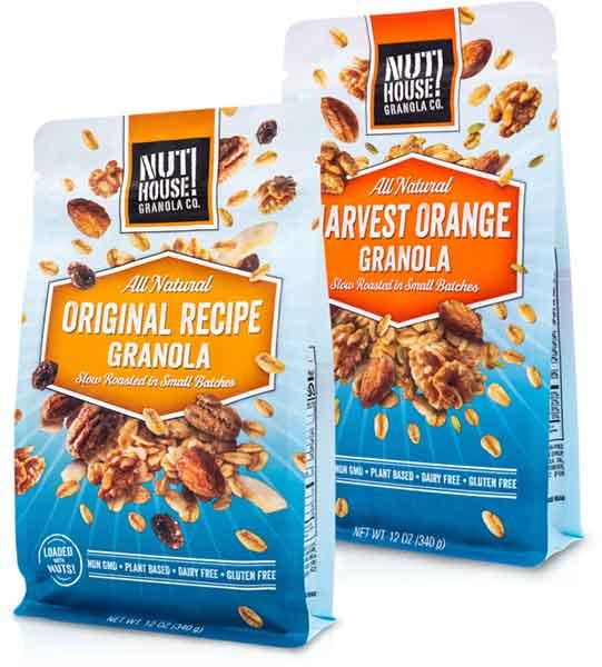 Nut House Granola
