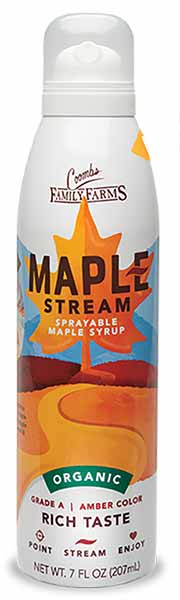 Coombs Organic Maple Stream Maple Syrup