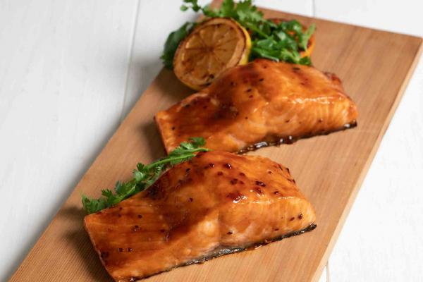 New Zealand King Salmon Fillets