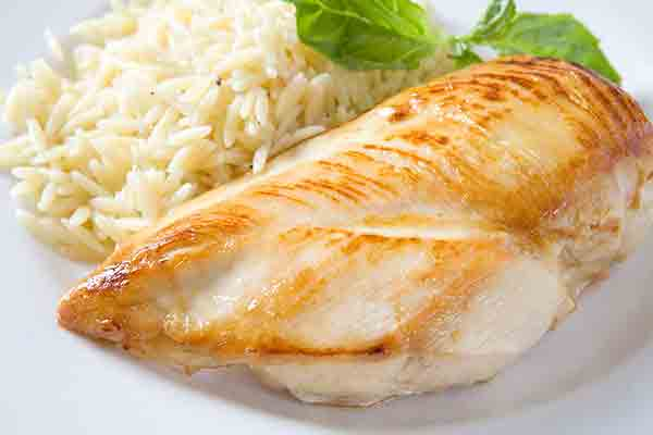 Organic Boneless & Skinless Chicken Breasts