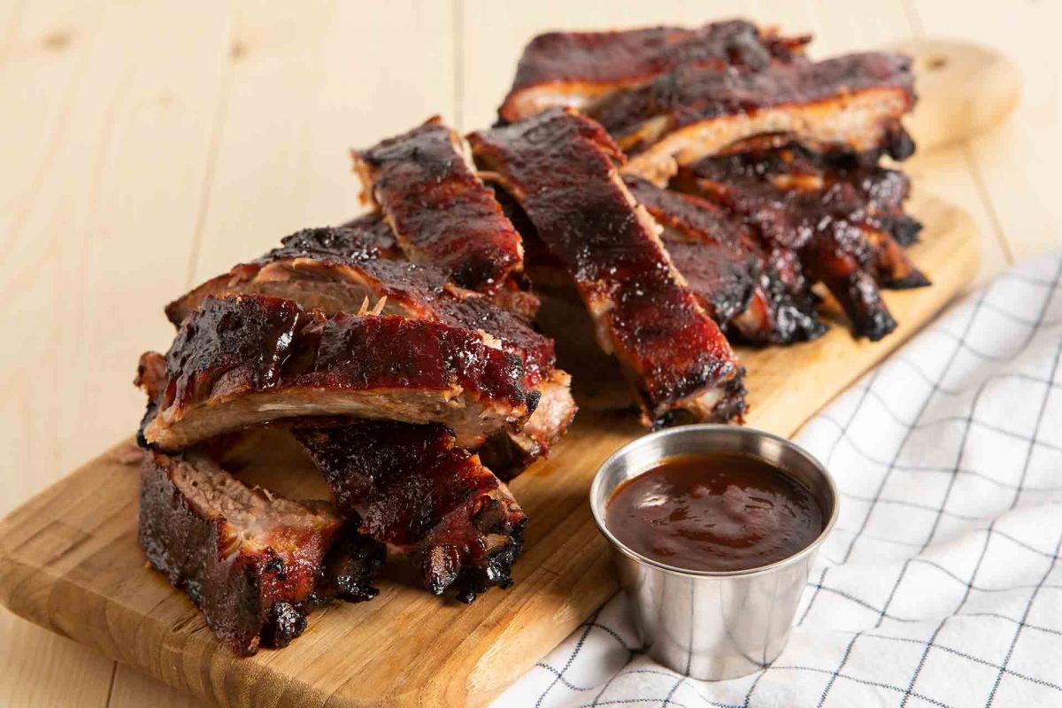 Pork Loin Baby Back Ribs