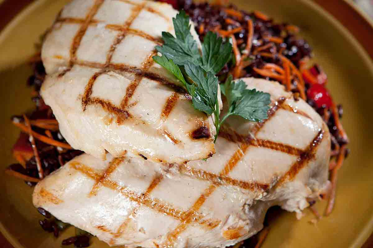 Pure Air-Chilled Boneless & Skinless Chicken Breasts