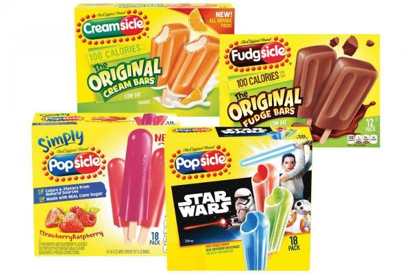 Popsicle Ice Pops