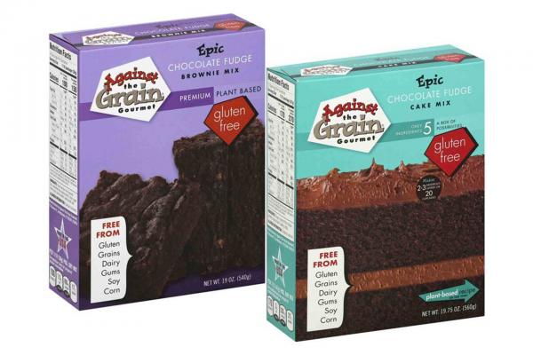 Against The Grain Gluten Free Brownie or Cake Mixes