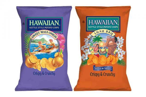 Hawaiian Kettle Style PotatoChips