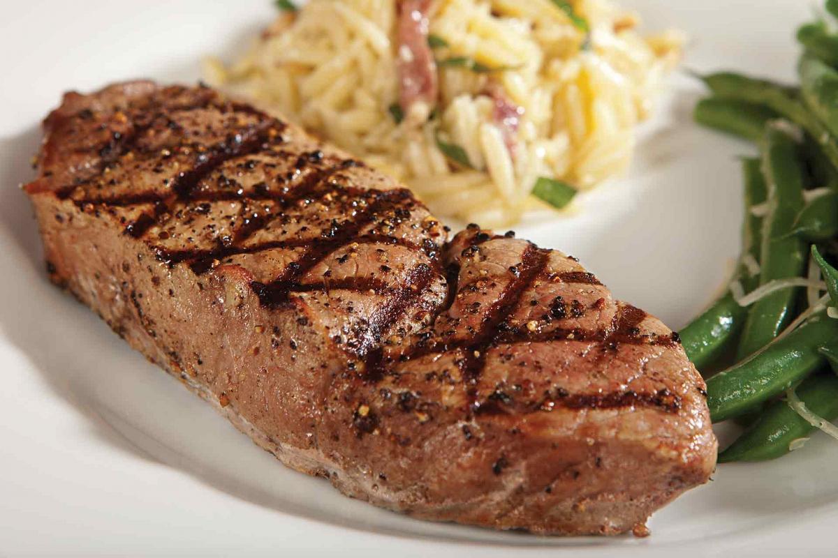 Grass-Fed Beef Top Sirloin Steaks