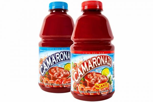 Camaronazo Tomato and Shrimp Cocktail