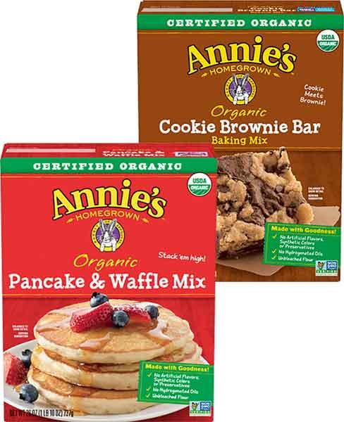 Annie's Baking Mixes