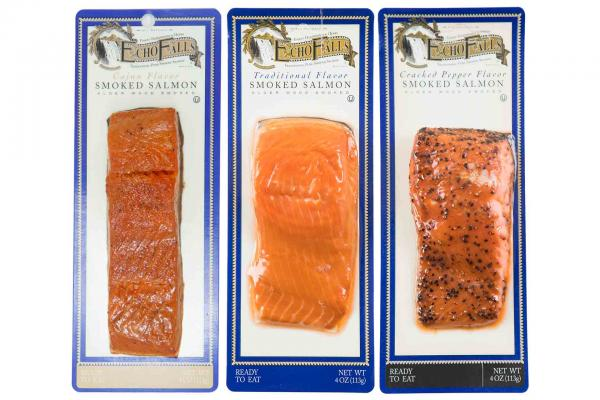 Echo Falls Smoked Salmon