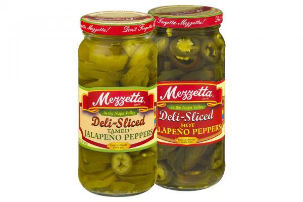 Mezzetta Mezzetta Deli Sliced Jalapeño Peppers
