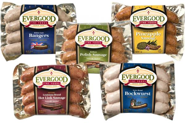 Evergood Sausages