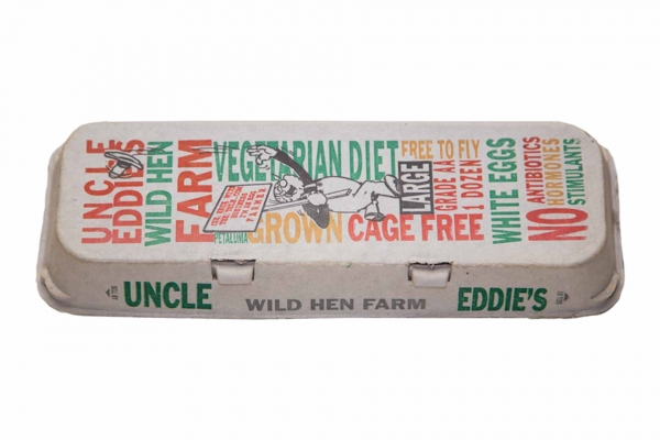 Uncle Eddie's Large Grade AA Cage Free Eggs