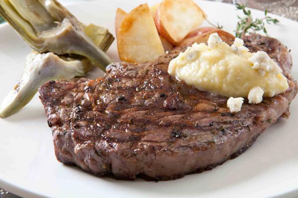 Premium Angus Beef Ribeye Steaks