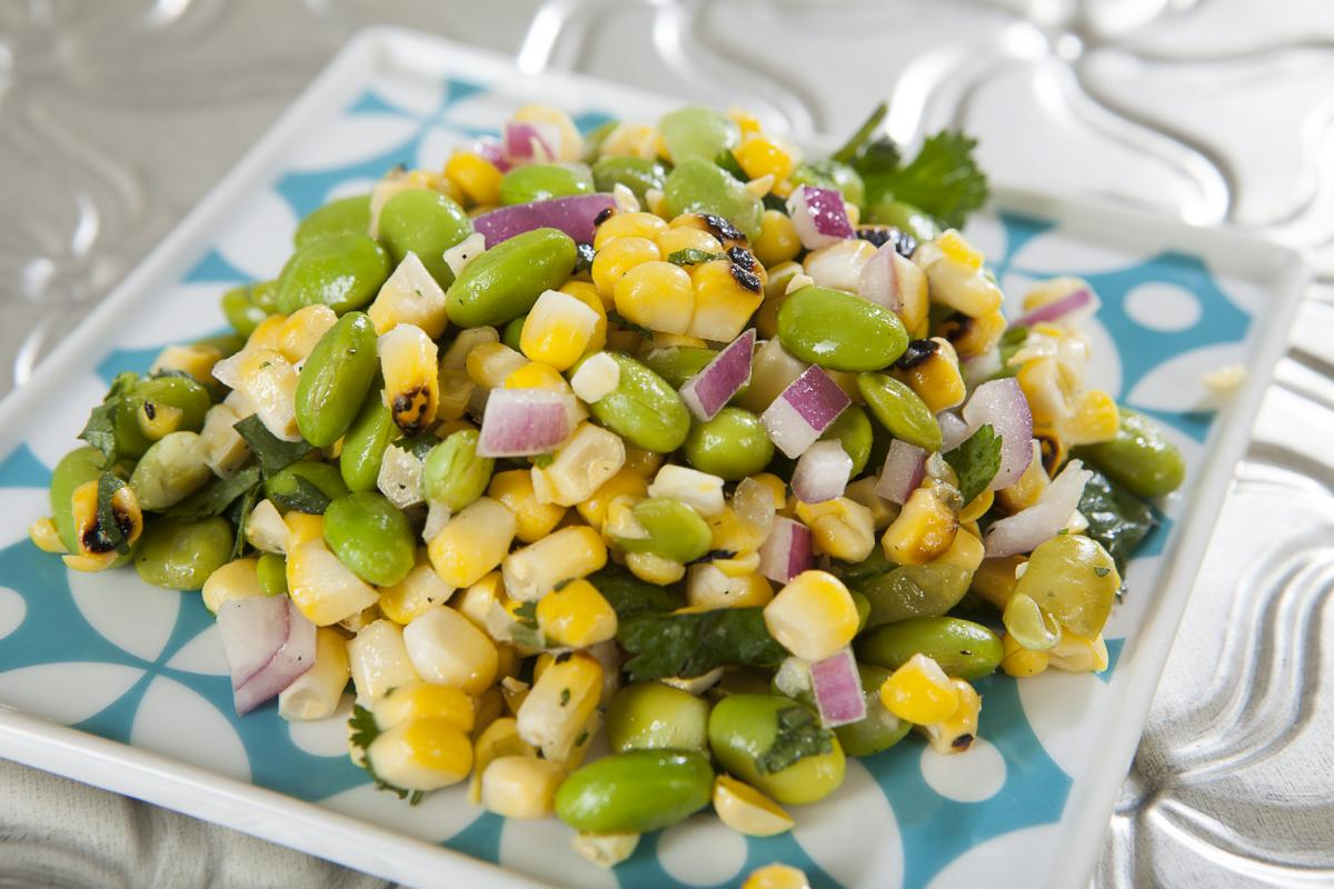 Succotash with Corn