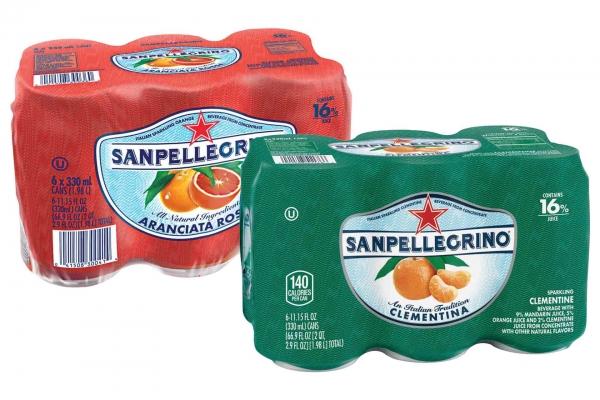 San Pellegrino Sparkling Juice Beverages