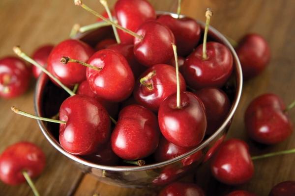 Red Bing Cherries