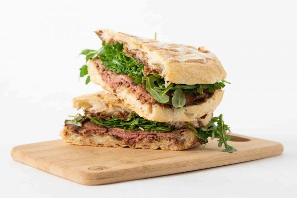 Classic Steak Sandwich