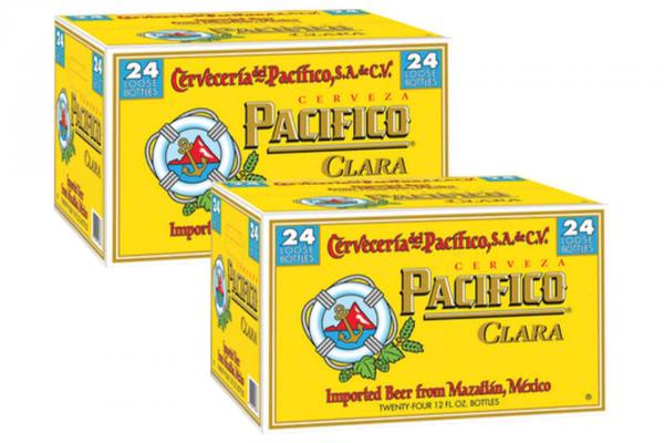 Pacifico 24-Packs
