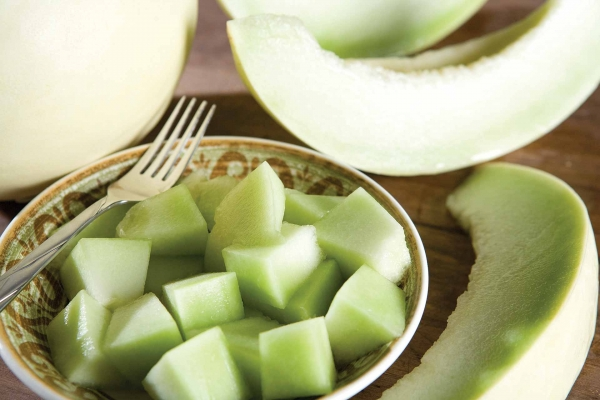 Organic Honeydew Melons