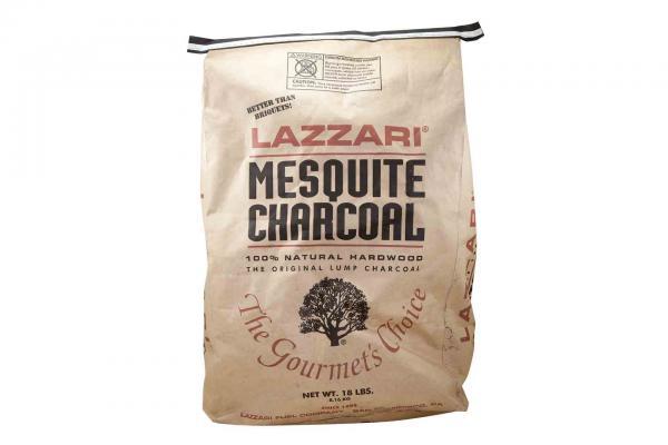 Lazzari Mesquite Charcoal