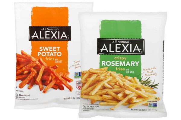 Alexia Frozen Fries, Onion Rings or Crispy Potato Bites