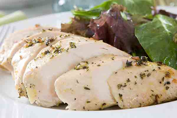 Thin-Sliced Boneless Skinless Chicken Breasts