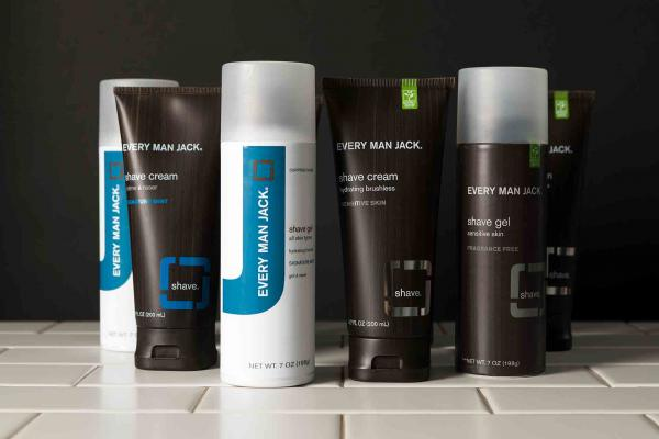 Every Man Jack Grooming Products