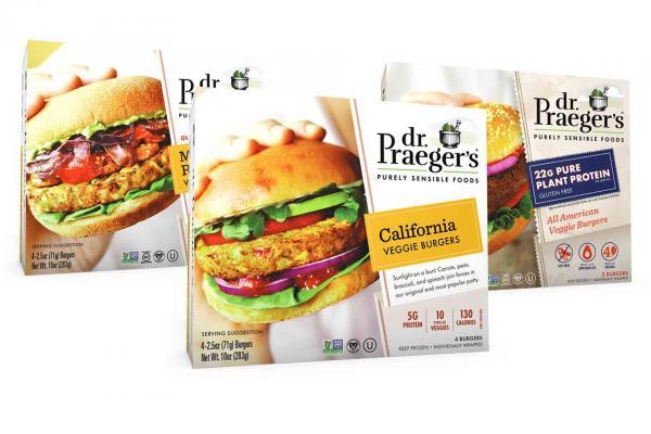 Dr. Praeger's Burgers