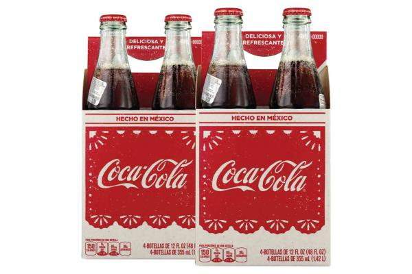 Coca-Cola 4-Packs