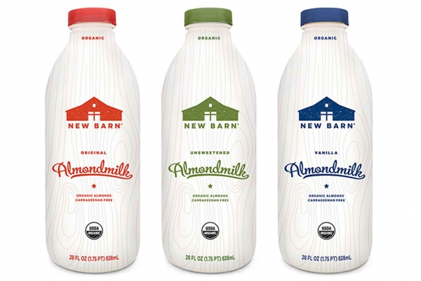 New Barn Almondmilk On Special At Nugget Markets