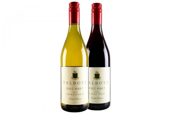 Talbott Kali Hart Pinot Noir or Chardonnay